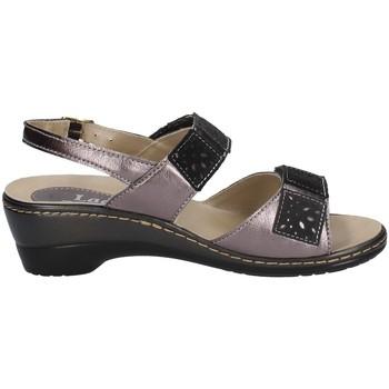 Melluso HO02971 SCHWARZ - Schuhe Sandalen / Sandaletten Damen 6594