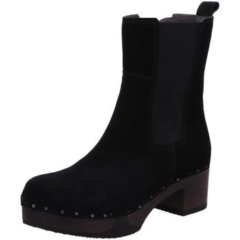 Schuhe Damen Stiefel Softclox Stiefeletten S3527 LOTTI schwarz