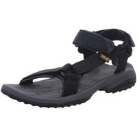 Schuhe Herren Sandalen / Sandaletten Teva Sportschuhe Terra Fi Lite Leather sw kombi 1012072-BLK/00 schwarz