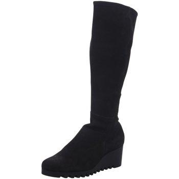 Schuhe Damen Stiefel Arche Stiefel Larata schwarz