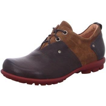 Schuhe Herren Derby-Schuhe & Richelieu Think Schnuerschuhe 3-000142-3010 braun