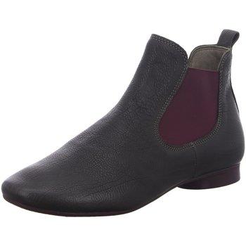 Schuhe Damen Stiefel Think Stiefeletten GUAD 3-000002-2000 schwarz