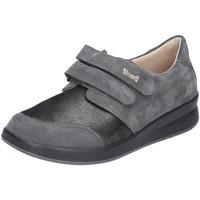 Schuhe Damen Derby-Schuhe Florett Slipper Maastricht 76211 grau
