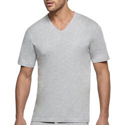 Kleidung Herren T-Shirts Impetus 1360002 507 Grau