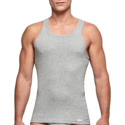 Kleidung Herren T-Shirts Impetus 1334001 507 Grau