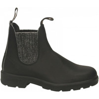 Schuhe Damen Boots Blundstone BLUNDSTONE COLLECTION black-silver