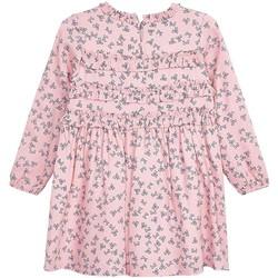 Kleidung Mädchen Kurze Kleider Mayoral  Rosa
