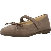 Schuhe Mädchen Ballerinas Vulladi 9403 678 Brown