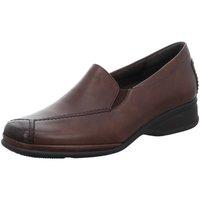 Schuhe Damen Slipper Semler Slipper 9102-1 R1635012/158 158 braun