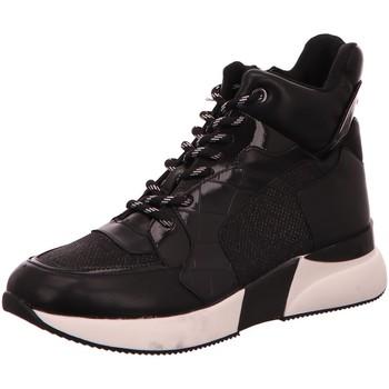 Schuhe Damen Stiefel La Strada 1904967-1901 blackk multi schwarz