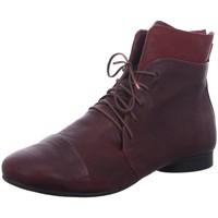 Schuhe Damen Stiefel Think Stiefeletten 3-000004-5000 braun