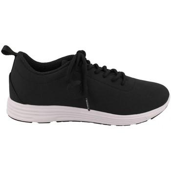 Schuhe Damen Sneaker Low Ecoalf OREGON Schwarz