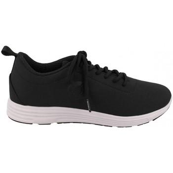 Schuhe Herren Sneaker Low Ecoalf OREGON Schwarz