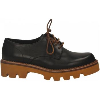 Schuhe Damen Derby-Schuhe Mat:20 VITELLO nero