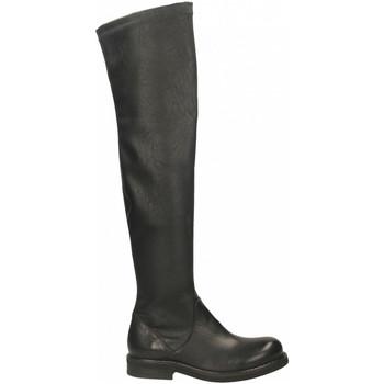 Schuhe Damen Boots Mat:20 WEST/STRECH nero