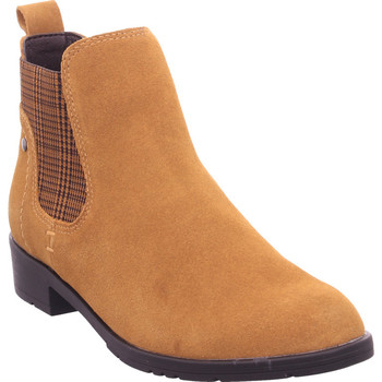 Schuhe Damen Stiefel Jana Damen Stiefelette SAFFRON