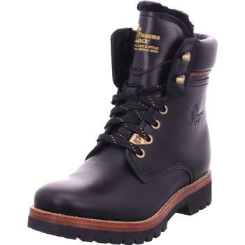 Schuhe Damen Boots Panama Jack Panama 03 Brk B2 schwarz