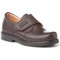 Schuhe Mädchen Sneaker Low Angelitos  Marron