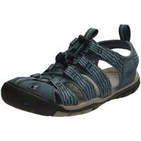 Schuhe Damen Wanderschuhe Keen Sandaletten CLEARWATER CNX 1020663 blau