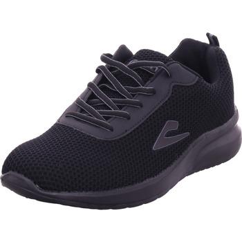 Schuhe Sneaker Low Hengst - L41817-801 schwarz