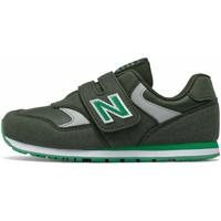 Schuhe Jungen Sneaker Low New Balance - Iv393cgn verde IV393CGN VERDE
