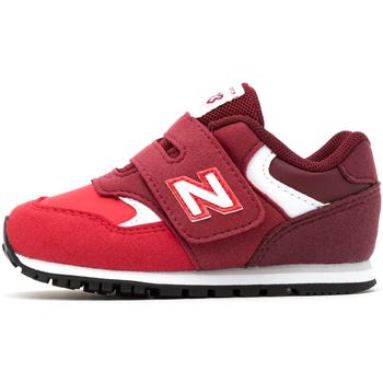Schuhe Jungen Sneaker Low New Balance - Iv393trd rosso IV393TRD ROSSO