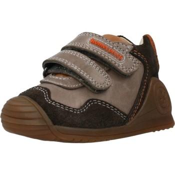 Schuhe Jungen Stiefel Biomecanics 201121 Brown