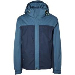 Kleidung Jungen Windjacken Diverse Sport ExoRain Jacket B,blue bay 1020085 blau