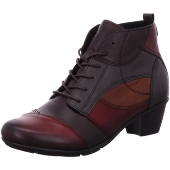 Schuhe Damen Low Boots Remonte Dorndorf Stiefeletten chianti/havanna/muskat/fumo/wi R7578-90 rot