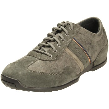 Schuhe Herren Sneaker Low Pius Gabor Schnuerschuhe 0137.10.02 grau
