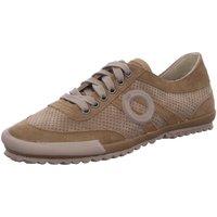 Schuhe Herren Sneaker Low Aro Ido 3386 Earth braun