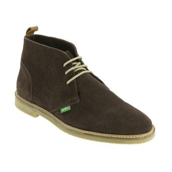 Schuhe Herren Boots Kickers TYL Braun