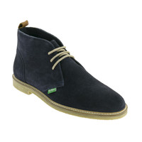 Schuhe Herren Boots Kickers TYL Blau