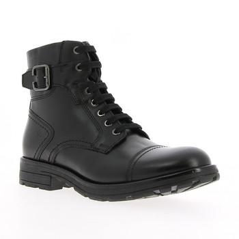 Schuhe Herren Boots André ROCKY Schwarz