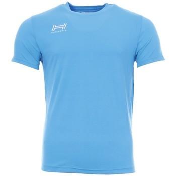 Kleidung Herren T-Shirts Hungaria H-15TOUYB000 Blau