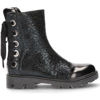 Schuhe Kinder Stiefel Oca Loca STIEFEL OCA LOCA AINHOA SCHWARZ