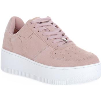 Schuhe Damen Sneaker Low Windsor Smith RICH BRAVE SORBET Rosa