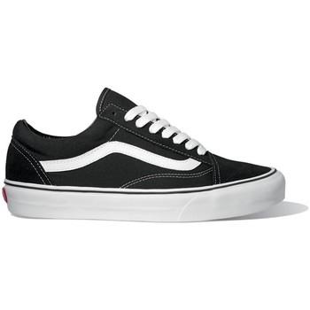 Schuhe Tennisschuhe Vans Old Skool Black