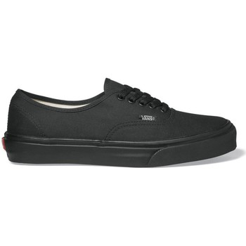Schuhe Tennisschuhe Vans Authentic Black/Black
