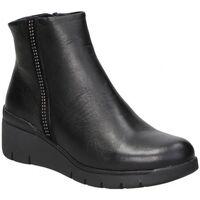 Schuhe Damen Low Boots Dorking BOTINES  D8449 SEÑORA NEGRO Noir