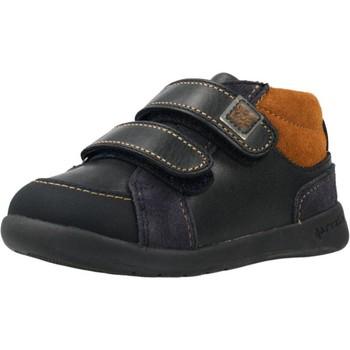 Schuhe Jungen Sneaker Low Garvalin 201330 Blau