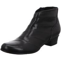 Schuhe Damen Low Boots Regarde Le Ciel Stiefeletten STEFANY-293 STEFANY-293 VAR 003 schwarz