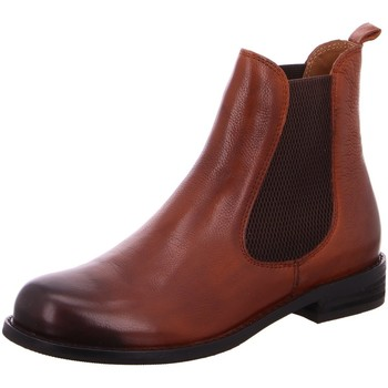 Schuhe Damen Low Boots Everybody Stiefeletten Avena Stiefelette 58459A2381GR321 braun