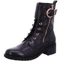Schuhe Damen Low Boots Regarde Le Ciel Stiefeletten Emily-14 Emily-14-2695 schwarz