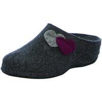 Schuhe Damen Hausschuhe Romika Westland Cholet 02 11502-54-701 grau