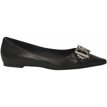 Schuhe Damen Ballerinas What For ATHENA black