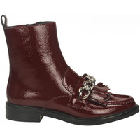 Schuhe Damen Low Boots What For FRAN ANKLE BOOT wine