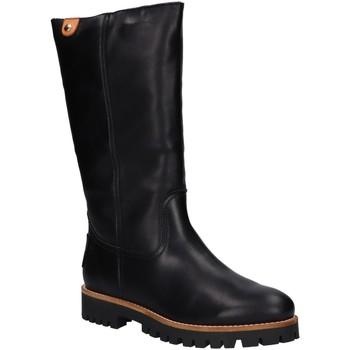 Schuhe Damen Klassische Stiefel Panama Jack TANIA IGLOO TRAV B1 Negro