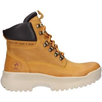 Schuhe Damen Stiefel Panama Jack HERA B2 Beige