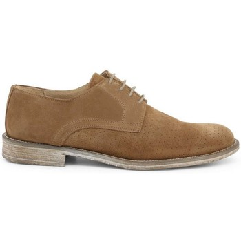Schuhe Herren Slipper Duca Di Morrone - 06_camosciobucato Braun